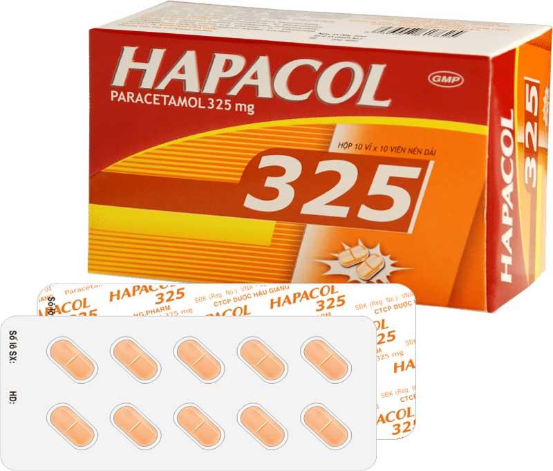 thuốc hapacol 325