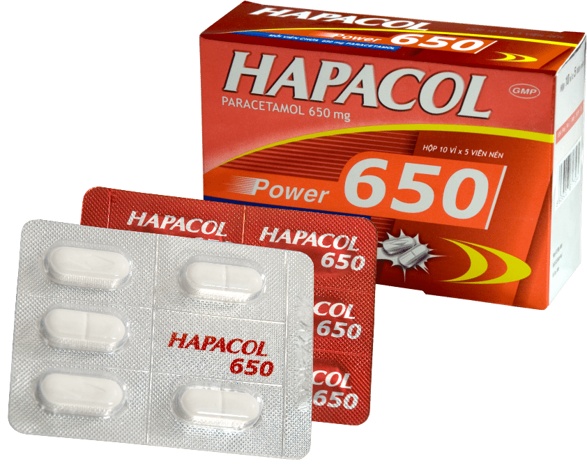 Hapacol 650