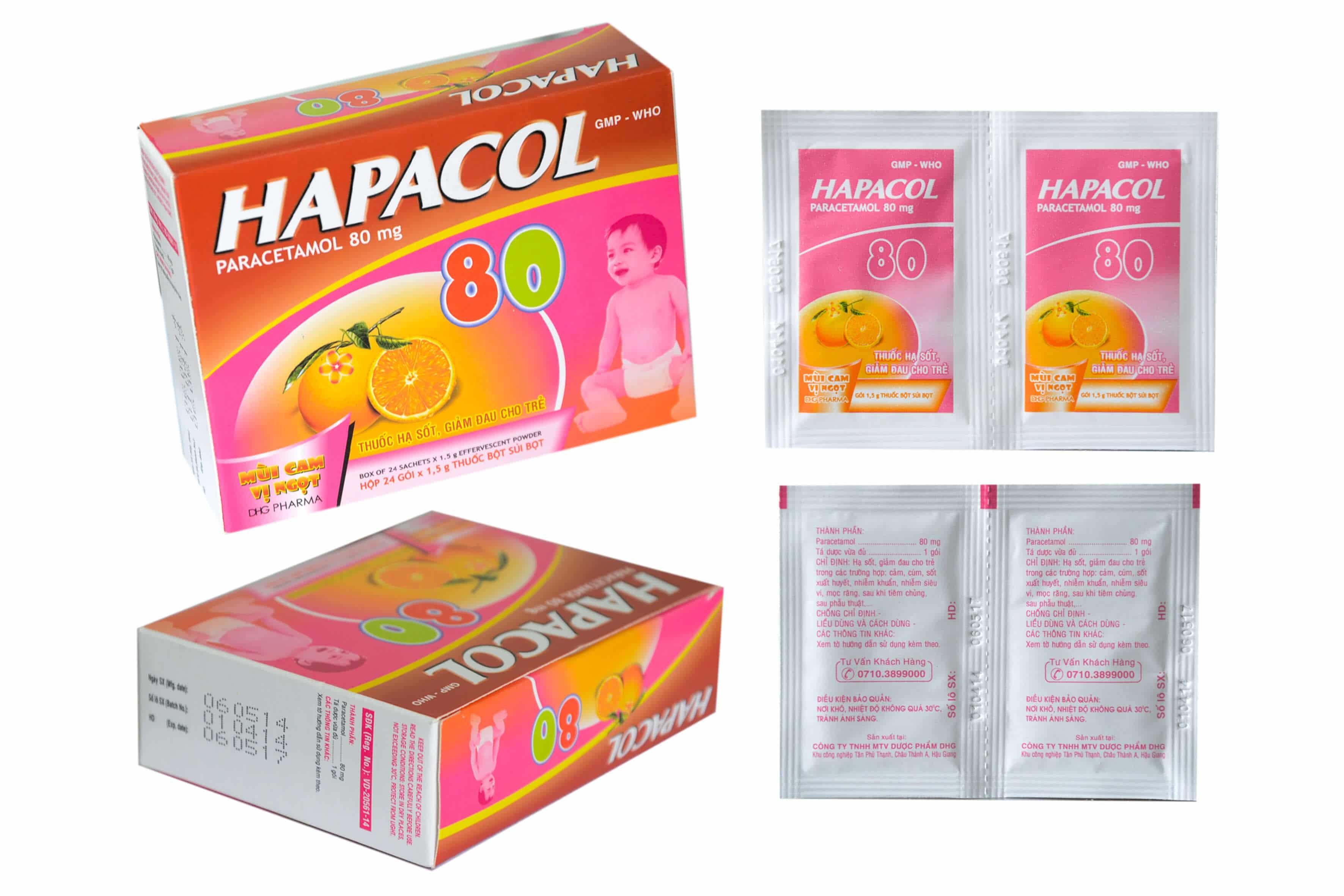 Hapacol 80 0517
