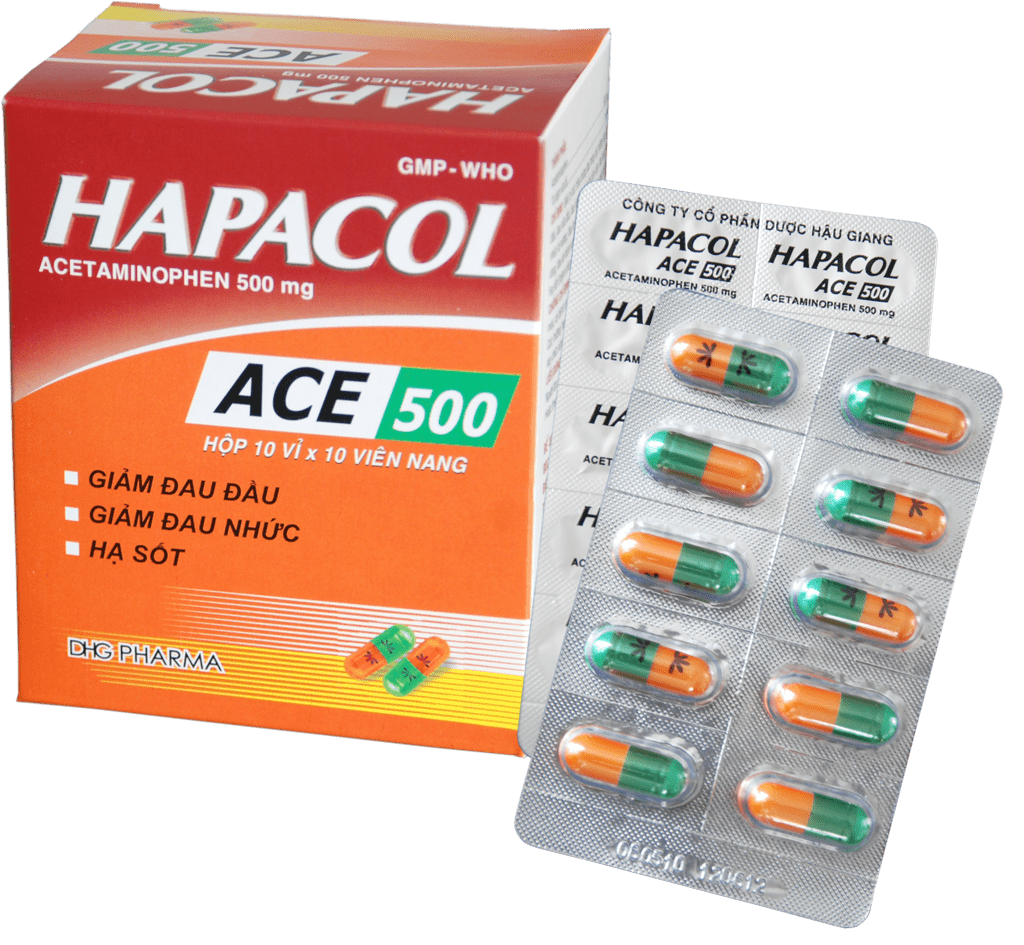 Hapacol ACE 500