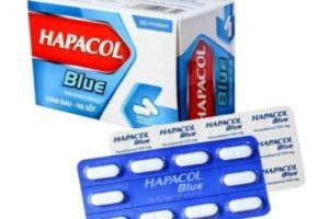 thuốc hapacol blue
