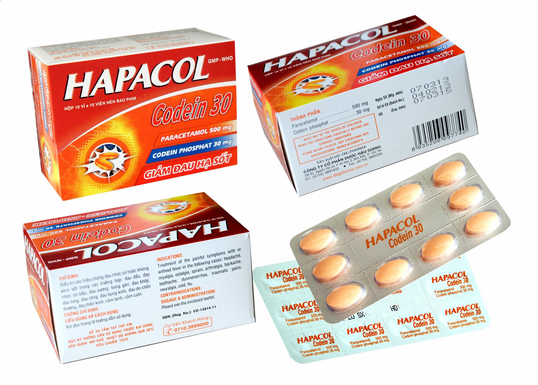 Hapacol Codein_30