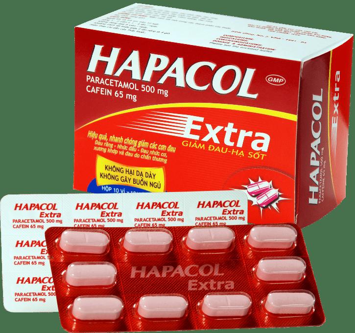 Hapacol Extra