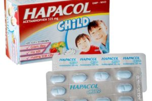 thuốc hapacol child