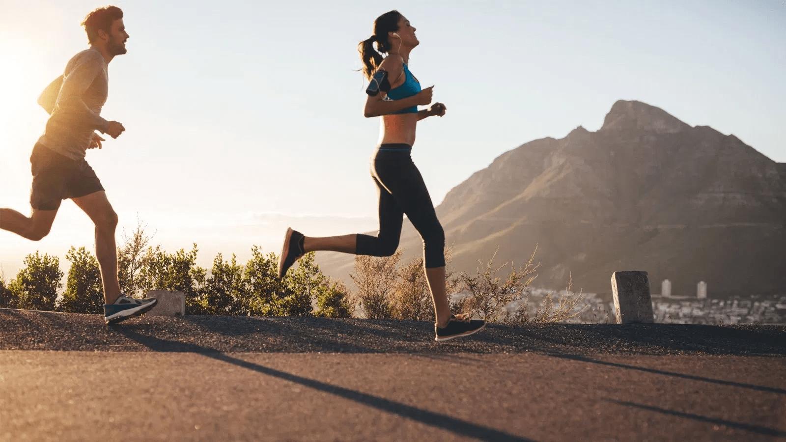 luyện tập thể thao để tăng cường đề kháng và phòng bệnh viêm họng