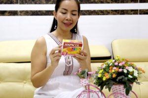 Bí quyết giảm đau hạ sốt của hotmom Võ Lê Trang