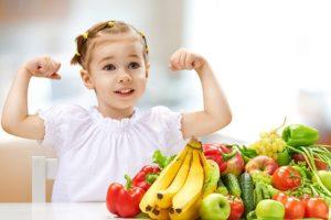 thực phẩm bổ sung ở trẻ
