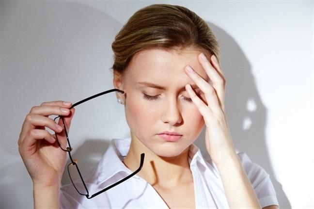 phản ứng khi bị đau đầu