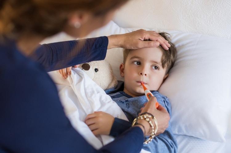 những cách hạ sốt ở trẻ nhanh chóng