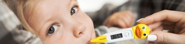 Có thể xác định nhiệt độ bằng việc đo nhiệt kế ở miệng