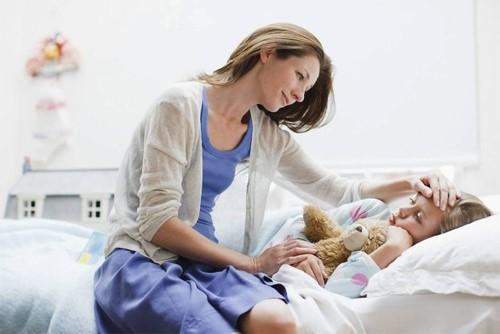 điều trị sốt xuất huyết ở nhà