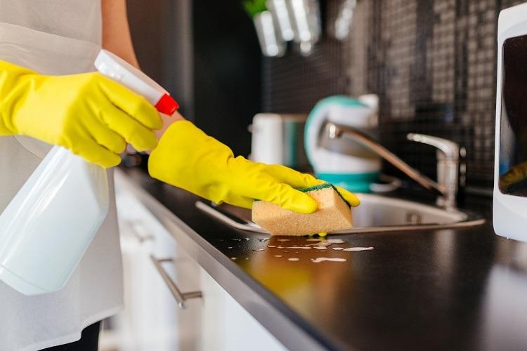vệ sinh nhà bếp để giữ sạch sẽ