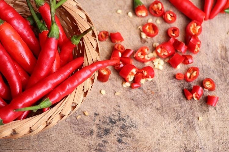 ăn thực phẩm cay giúp giảm nghẹt mũi