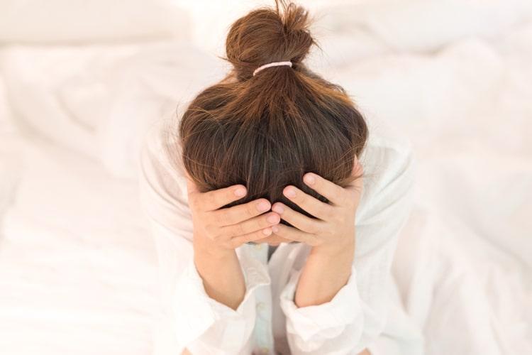 Stress gây nhức đầu