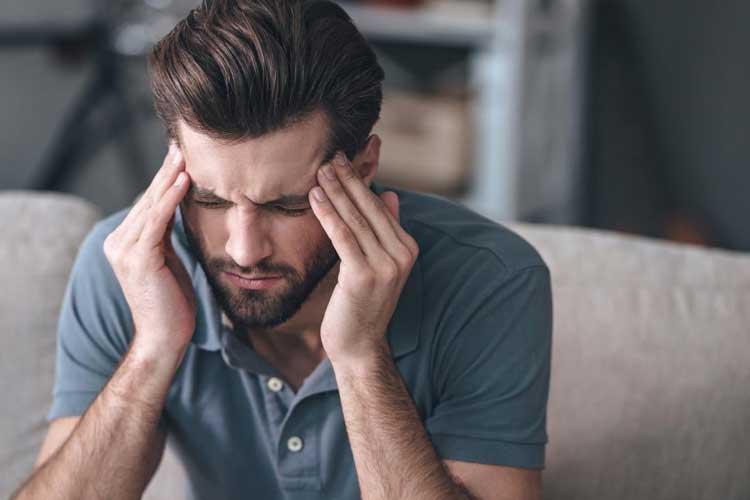 đau nhức đầu kéo dài