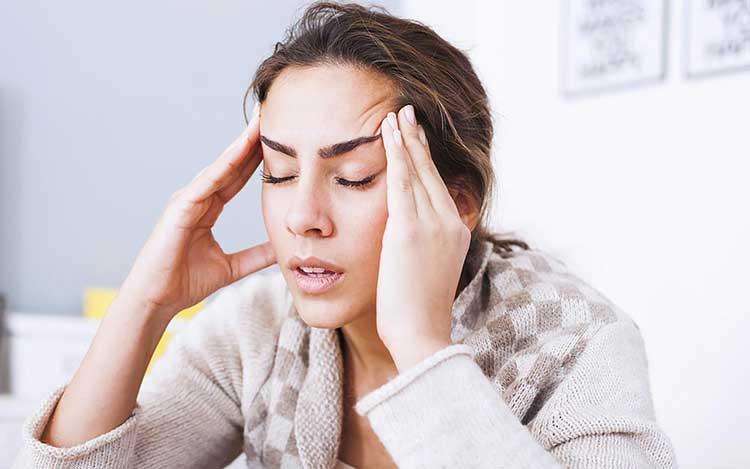 chữa lành đau đầu