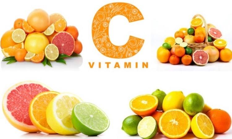 Nên dùng thực phẩm có chứa vitamin C