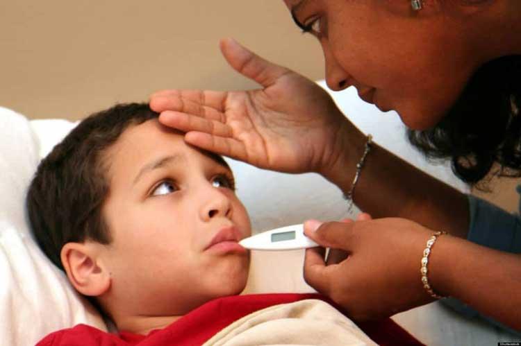 hạ sốt nhanh cho trẻ hiệu quả