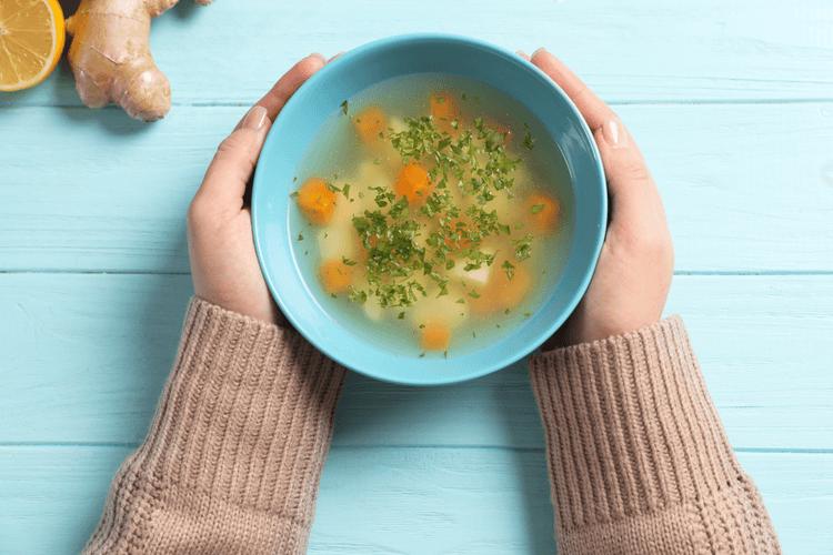 Mỗi ngày cung cấp đầy đủ chất dinh dưỡng cho cơ thể