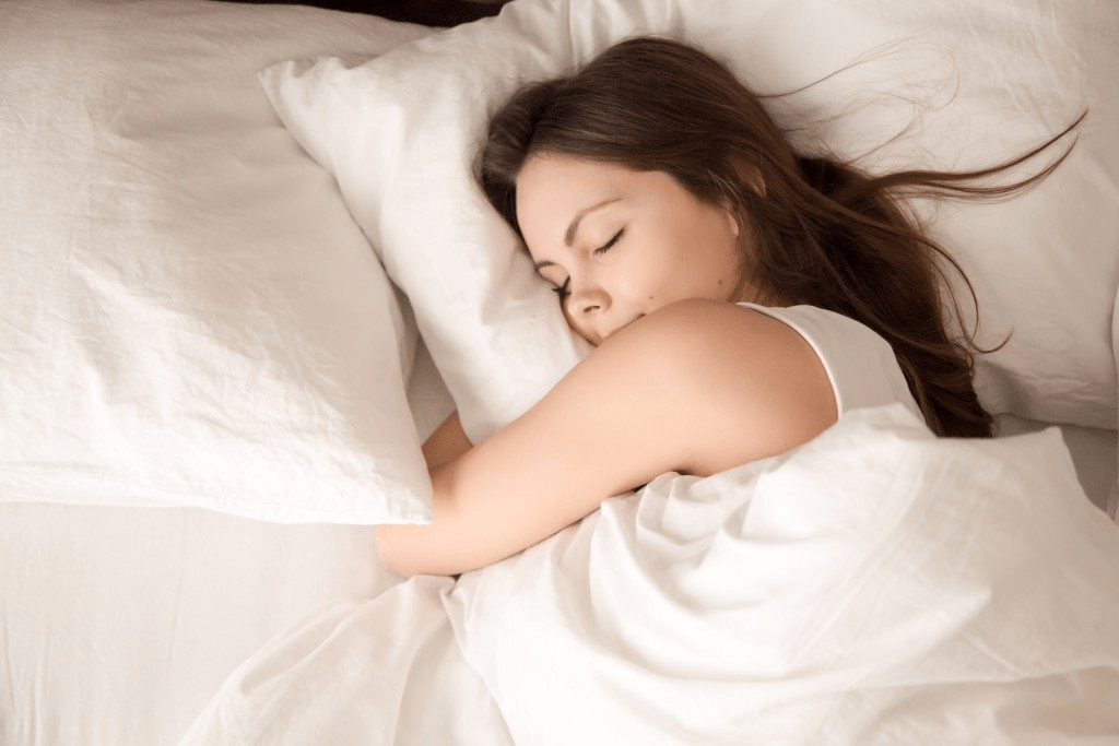 ăn ngủ đủ giấc