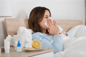 chữa cảm cúm tại nhà