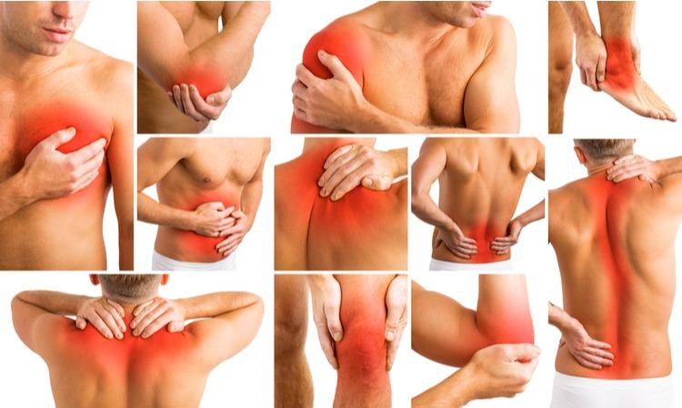 thông tin về đau cơ bạn nên biết