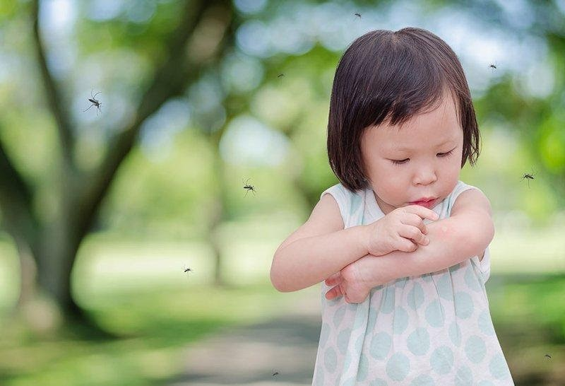 trẻ em là đối tượng dễ mắc bệnh