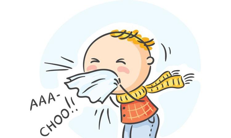 Luôn vệ sinh mũi sạch sẽ khi bị cảm lạnh