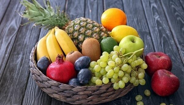 Mỗi ngày nên bổ sung các loại trái cây trong thực đơn