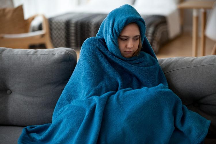 đau nhức do cảm lạnh