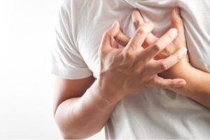 đau cơ ngực xuất hiện liên tục