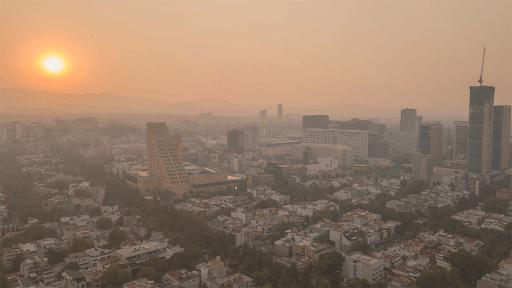 ô nhiễm không khí gây đau họng