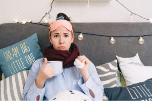 đau họng gây khó chịu cho cơ thể