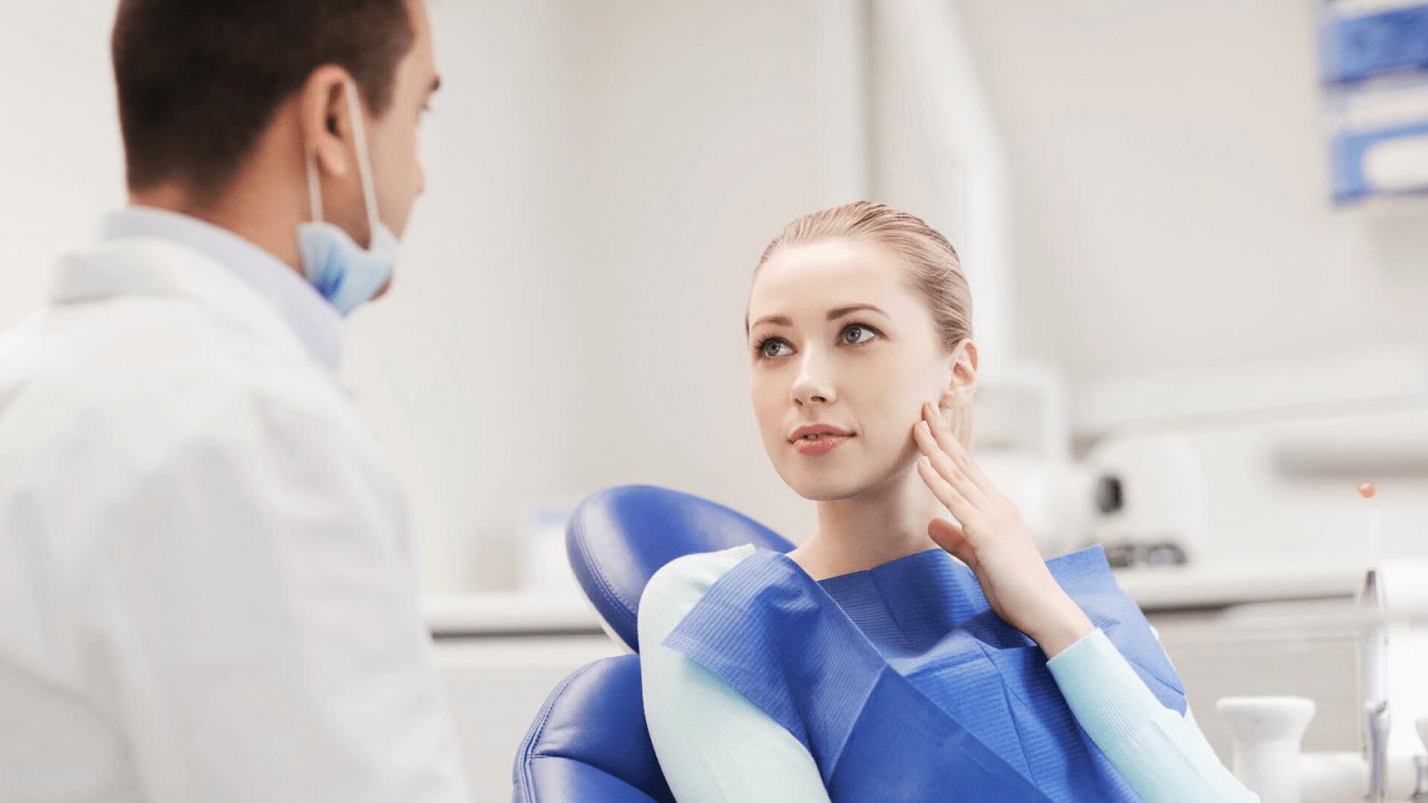 thủ thuật nha khoa khiến răng nhạy cảm