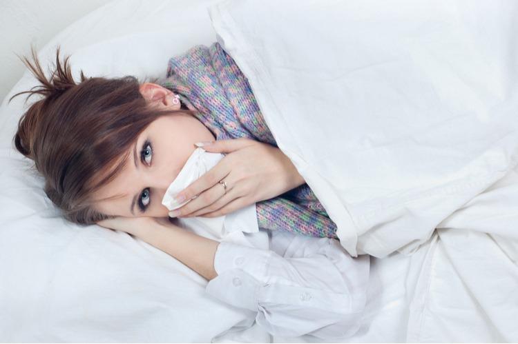 phòng ngừa cảm lạnh cho bản thân