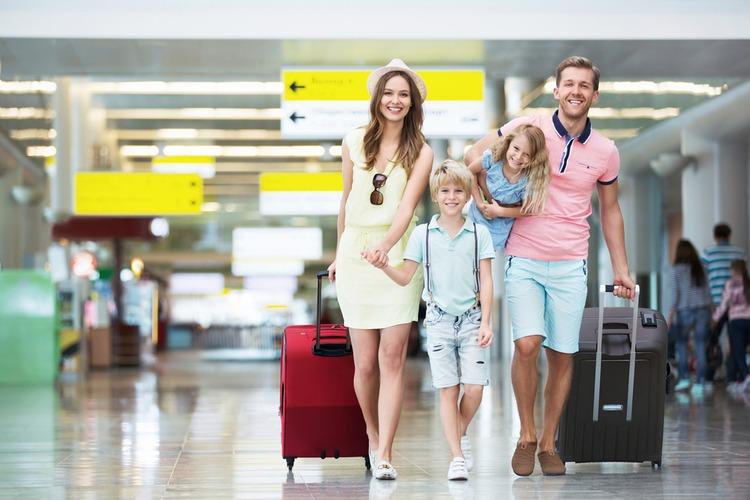 sức khỏe gia đình khi đi du lịch