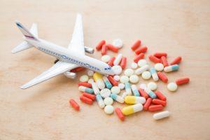 thuốc cần mang theo khi đi du lịch
