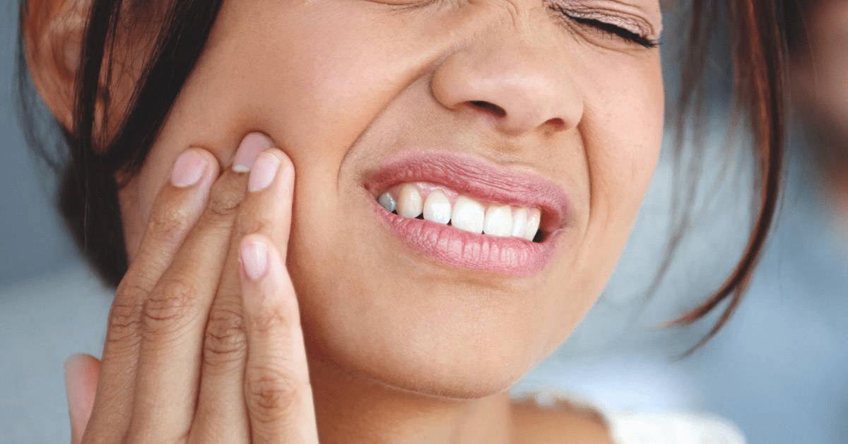 tình trạng đau nhức răng