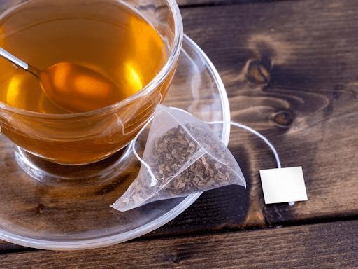 túi trà trị đau răng khôn