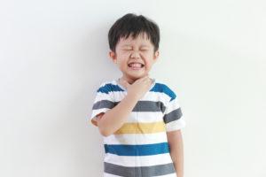 đau họng liên cầu khuẩn ở trẻ nhỏ