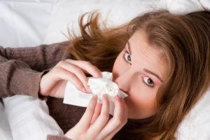 Các triệu chứng của cảm lạnh