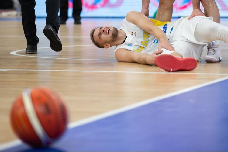 chấn thương do chơi thể thao