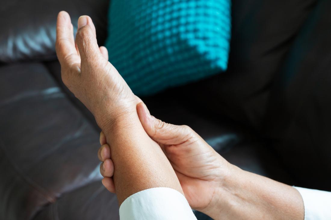điều trị viêm khớp cổ tay
