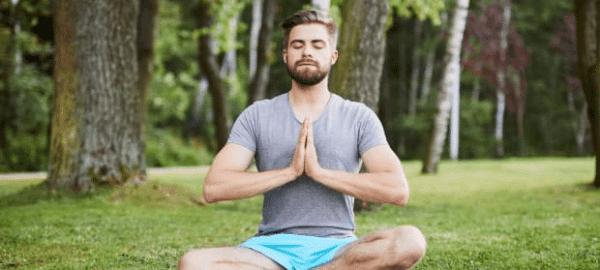 thư giãn khi đau đầu