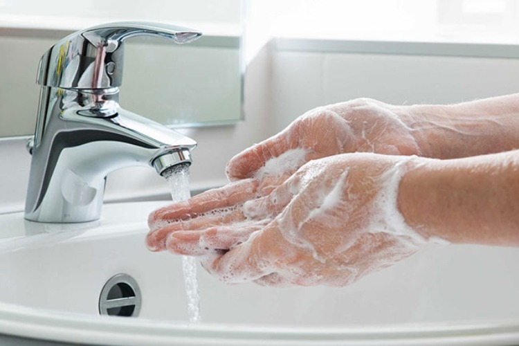 rửa tay