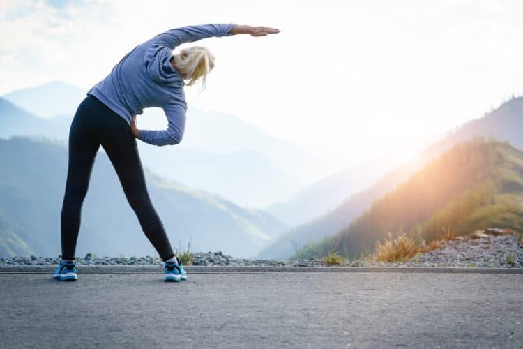 tập thể dục duy trì sức khỏe