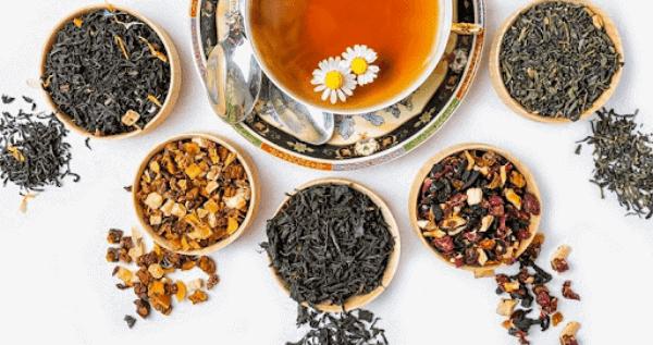 Nhiệt và hơi nước của trà giúp đường thở thông thoáng