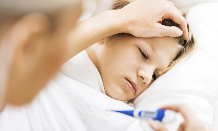 Các dấu hiệu bệnh sởi ở trẻ em