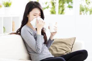 bệnh sốt siêu vi ở người lớn