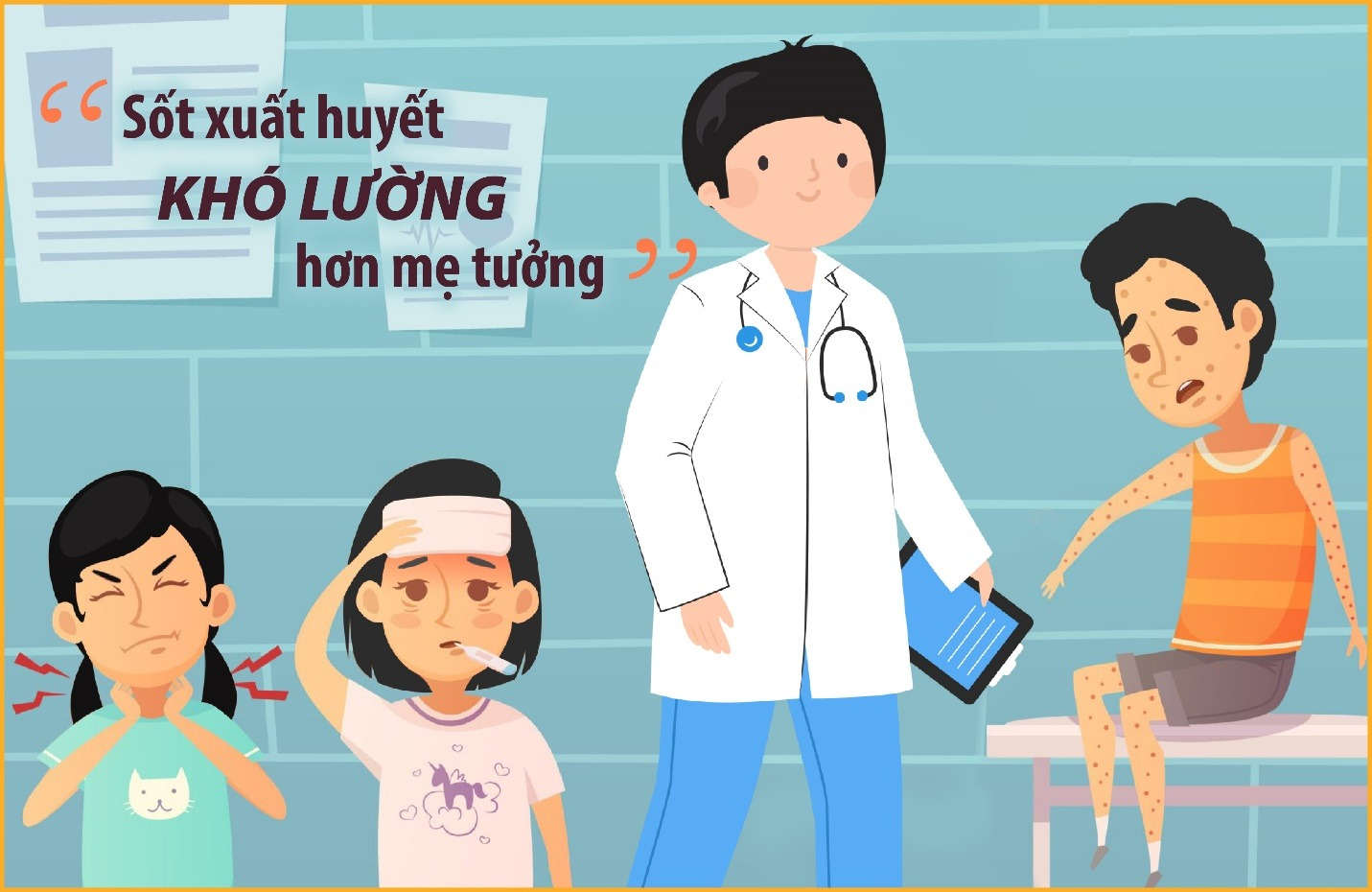 Cần gỡ bỏ các ngộ nhận về sốt xuất huyết